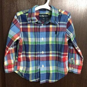 Ralph Lauren Baby Button Down Shirt
